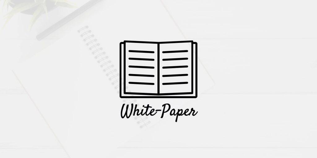 Icoon voor White Paper categorie